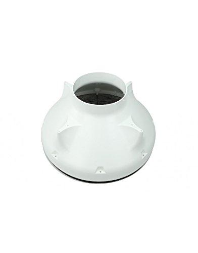 Boîtier de sortie pour filtre anti-odeurs Prima Klima PitPuk Pit (Ø150mm)