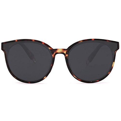 SOJOS Fashion Round Sunglasses f...