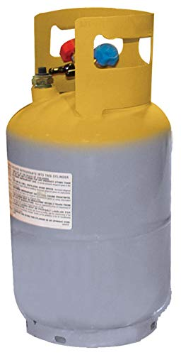 Mastercool 62011 30 lb. DOT-Approved Recovery Cylinder