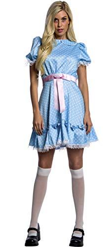 Rubie's Women's The Shining The Twin's Costume Dress, As Shown, Medium