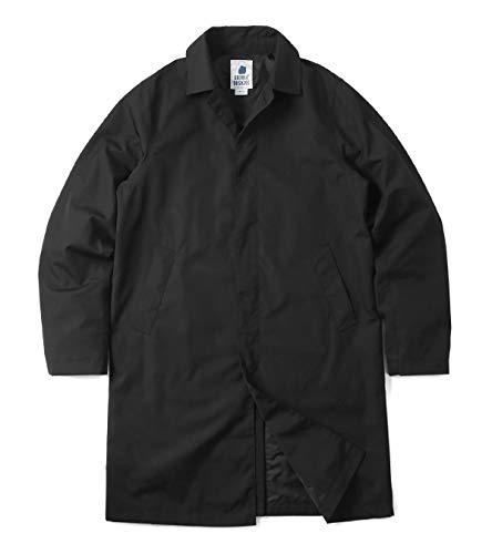 SIERRA DESIGNS (シエラデザインズ) 65/35 STAND FALL COLLAR COAT 6505 Black S