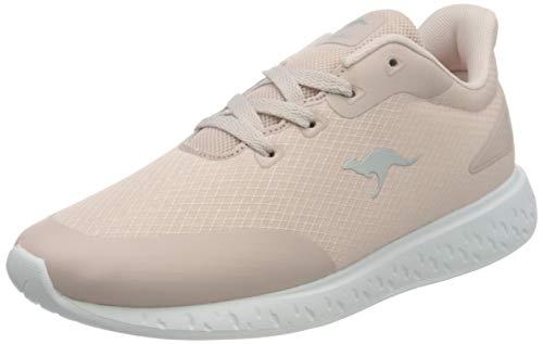 KangaROOS Damen K-Act Feel Sneaker, Peach Blush 6221, 38 EU