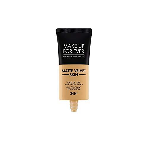 MAKE UP FOR EVER Matte Velvet Skin Full Coverage Foundation Y405 - GOLDEN HONEY 1.01 oz/ 30 mL