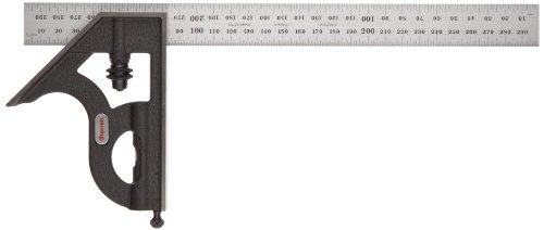 Starrett 11MH-300 - Herramienta multiusos (300 mm, numeración métrica)