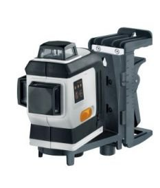 Laserliner PowerPlane-Laser 3D Plus GEN2 360° roter Kreuzlinienlaser in Sortimo Systemkoffer mit Einlagen (036.302L)