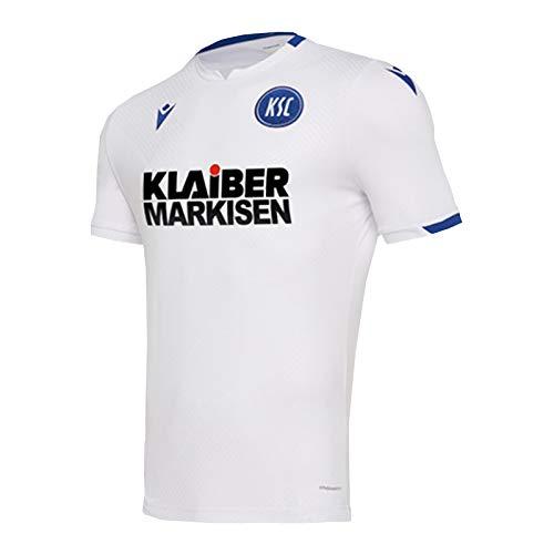 Macron Karlsruher SC Trikot Away 19/20 Kids