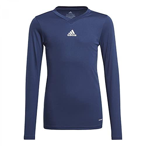 adidas Team Base Tee und T-Shirts für Kinder, Jungen, T-Shirts, GN5712, Marineblau, 14 Años, 164