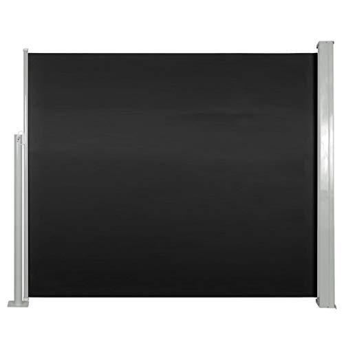 vidaXL Seitenmarkise 120x300cm Sichtschutz Windschutz Sonnenschutz Markise