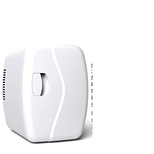 Refrigerador de coches, nevera congelada pequeña congelada de una sola puerta mini refrigerador refrigerado mini pequeña nevera para el hogar, oficina, barco -pink 28x26x19.7cm (11x10x8inch) fengong