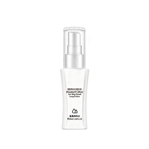 Déodorant anti-transpirant, 30 ml Supprimer la composition dhyperhidrose des odeurs corporelles