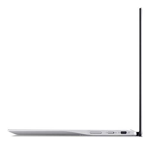 Acer Chromebook Spin 513 (13,3 Zoll Full-HD IPS Touchscreen, 16mm flach, bis zu 16 Stunden Akkulaufzeit, WLAN, Google Chrome OS) Silber - 4