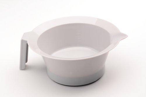 Fripac-Medis - Cuenco graduado para tinte (200 ml), color gris