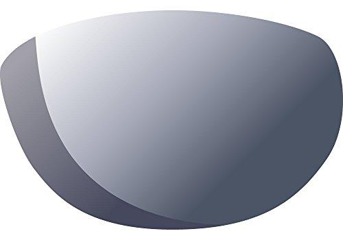 A126 Ersatzglas Grau Antifog