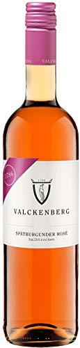 Valckenberg Spätburgunder Rosé halbtrocken 2017 (1 x 0.75 l)