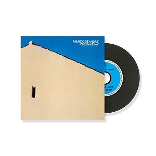 Creuza De Ma (Vinyl Replica Limited Edt.Rimasterizzato Sleeve)