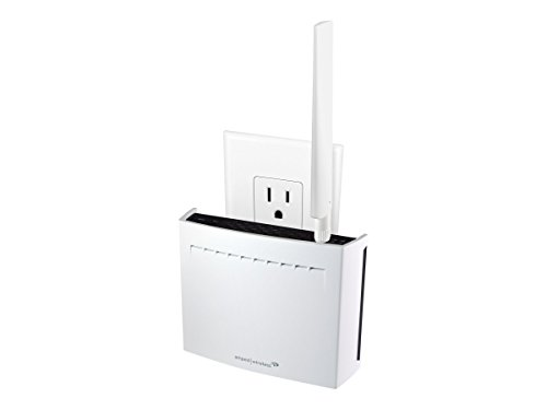 Amped REC33A Wireless High Power Plug-in AC1750 Wi-Fi Range Extender