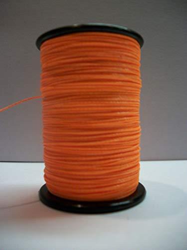 Felicidad Sunset Orange Halo Archery Bow String Serving Bowstring Braided