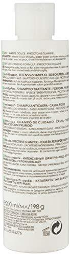 Dercos Shampoo anti-forfora sensitive di Vichy, Shampoo Unisex - Flacone 200 ml
