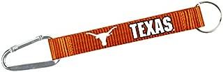 NCAA Mens NCAA Carabiner Lanyard Keyring