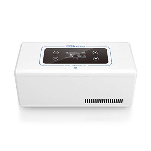 Tragbare Insulin-Kühlbox/Medikamentenkühlschrank/Drogenkühlschrank/kleine Kühlschrankbatterie, die 8 Stunden arbeitet