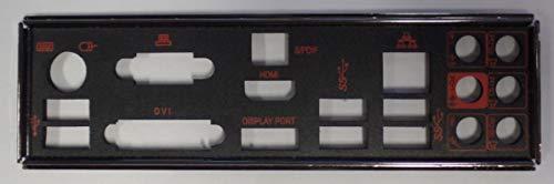 MSI H97 Gaming 3- Blende - Slotblech - IO Shield