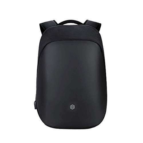 Nordace Windsor Modern Anti-Theft Smart Backpack, black (Black) - Windsor