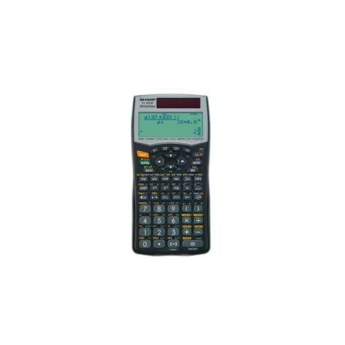 Sharp EL-W506B Scientific Calculator