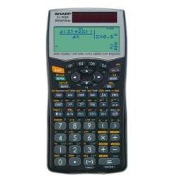 Sharp EL-W506B Calculatrice Scientifique