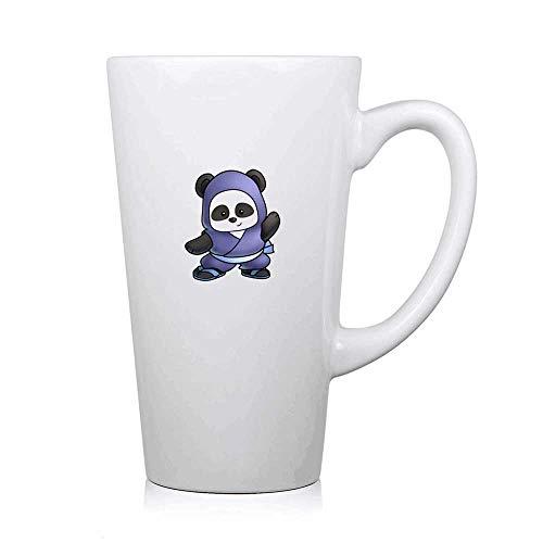 PICOM99 Ninja Panda Schnapsglas - Schnapsglas, einzigartiges und lustiges Schnapsglas