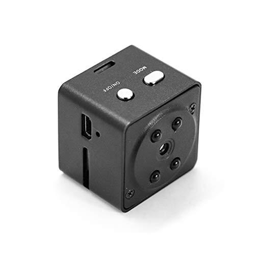 Cámara Oculta inalámbrica A7, cámara Mini espía con visión Nocturna y detección de Movimiento, WiFi 1080p HD Niñera CAM con Alarma Push, vigilancia de Seguridad para el hogar Tiny Cámaras