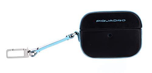 Piquadro Blue Square AirPods Pro Hülle Nero