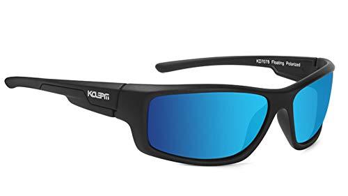 Gafas De Sol Deportivas Polarizadas para Hombres Y Mujeres, Conduciendo Ciclismo Pesca De Golf Correr Skiing Skiing, Protección UV400, Gafas Al Aire Libre Flotantes Light Blue