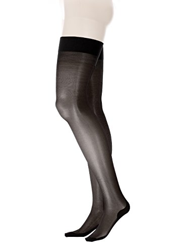 4xl in nero g-50427 Glamory support 70 Collant UOMO M