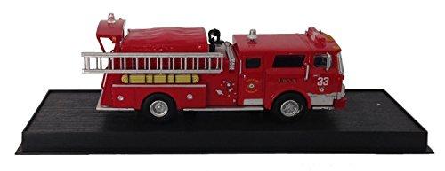 Mack CF Pumper USA Fire Truck Diecast 1:64 Model (Amercom GB-20)