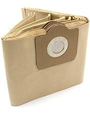 vhbw - 10 sztuk - papierowe worki filtracyjne papierowe worki filtracyjne zestaw worków do odkurzacza pasujący do FIF NTS 20, 30, 3000, 3000 (R)