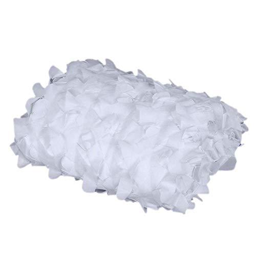 JYZYL Sunshading Net 80-85% Black Encryption Regenschutz para Balkon-Patio-Gewächshaus, 21 tamaños Chihen (Color: Negro, tamaño: 1,5 x 4 m), Blanco, 12x12m