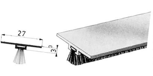 Format 8711286116034 DBS-Türbodendichtung Nr.0307091, Aluminium 100cm