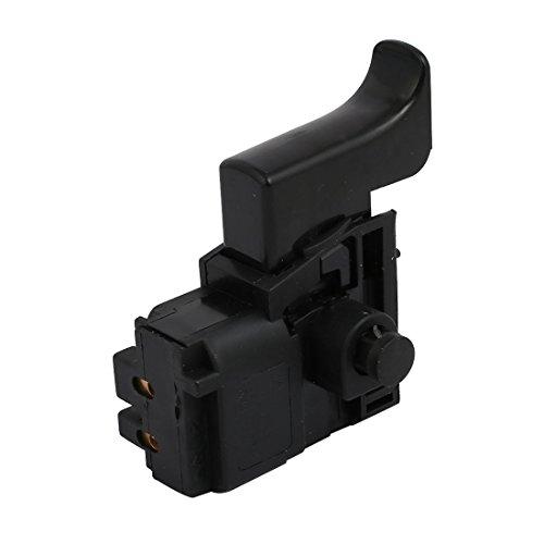 Aexit Piezas de recambio de la herramienta eléctrica Piezas de repuesto Interruptor de perforación Negro para (model: K3583VIIII-3505LP) for bosch GBH2-20