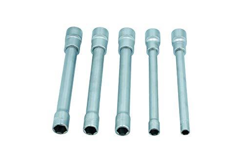Laser 7889 7889-Juego de Llaves de Vaso (1/2 Pulgadas, 5 Unidades)