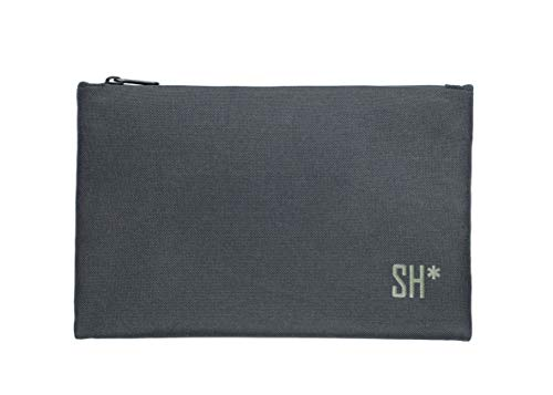 STASHIC Smell Proof Bag, Rolling Box Stash Bag, Odor Absorbing Activated Carbon Lining, Discreetly Store All Your Smelly Smoking Accessories Safely - SH*
