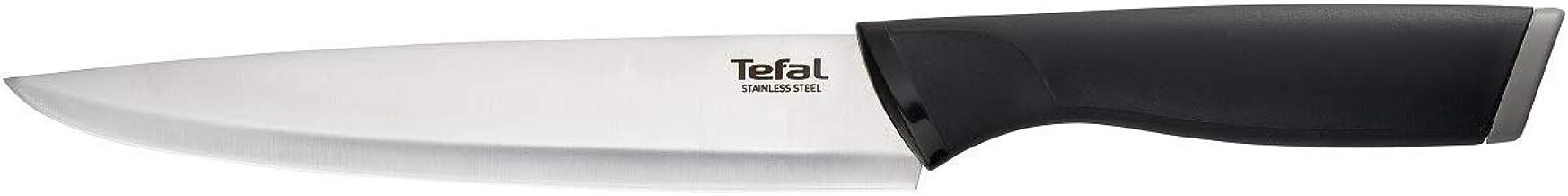 تيفال سكين ستانلس ستيل 20 سم مع غطاء