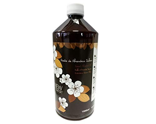 Aceite de Almendras Natural 100% Puro - 1000 ml
