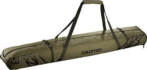 Salomon, Borsa per Scarponi da Sci, Unisex, ORIGINAL BOOTBAG, Adatta per 1 paio di scarponi, Verde (Martini Olive), LC1413600