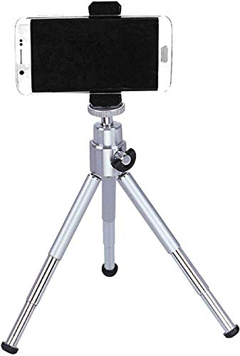 TronicXL Tripod 10S - Trípode flexible para teléfono móvil, trípode de mesa, flexible, repuesto para Huawei Y6 2019 Y5 Y7 2018 Pro, trípode P20 P10 P30 Ascend Youth Young Lidl Aldi P40