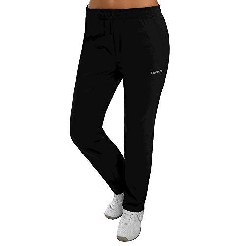 Head Pantaloni Sportivi da Donna, Donna, Tuta da Tracker, 814329-BK M, Nero, M