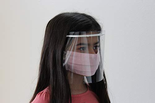 Pantallas de Proteccion Facial Niños (3-10 años), Mascara