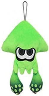Little Buddy USA 1471 Splatoon Lime Green Inkling Squid Plush, 9