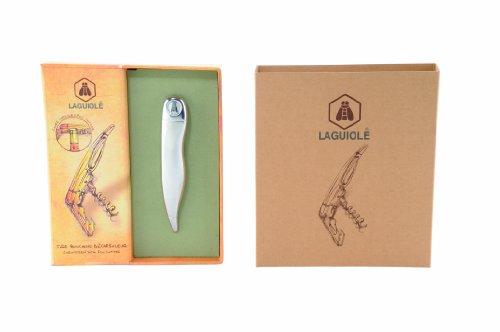 Laguiole Luxus Kellnermesser inkl Folienbschneider