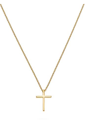 CHRIST Gold Damen-Kette 375er Gelbgold One Size 87340007