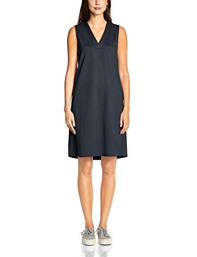 Street One Damen 142493 Kleid, neo Grey, (Herstellergröße:34)